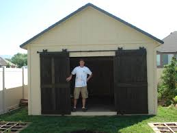 Exterior Shed Doors Exterior Barn Doors On Shed Home Ideas Collection Build Your