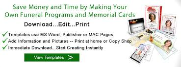 printing funeral programs funeral program costs funeral programs pricing prices