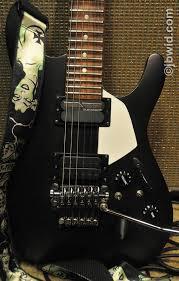 sustainiac installation in an ibanez s series guitar