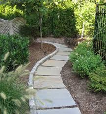Walkway Ideas For Backyard Inexpensive Walkways And Types