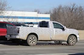 nissan titan diesel youtube spied nissan titan regular cab work truck