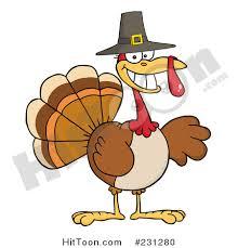 thanksgiving turkey clipart 231280 happy thanksgiving pilgrim
