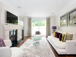 bay window decorative cornice flush mount tv wooden coffee table