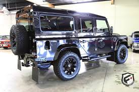 land rover defender 1991 land rover defender 110 in los angeles united states for sale