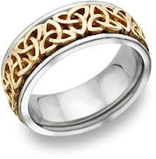 celtic knot wedding bands celtic knot wedding band applesofgold