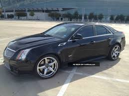 4 door cadillac cts cadillac cts 6 2 2011 auto images and specification