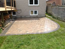 Brick Patio Design Patterns by Terrace Awesome Patio Brick Patterns Ideas With Grass Spread For