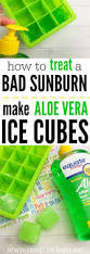 spirit halloween coupons 2016 how to treat a bad sunburn make aloe vera ice cubes