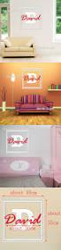 Custom Wall Decals For Nursery by Best 25 Monogram Wall Decals Ideas On Pinterest Owl Nursey