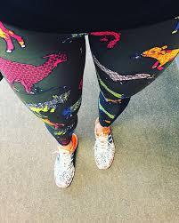 gap patterned leggings gap fit florence finds