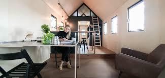 Tack Tiny House by