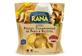 sede rana ravioli poulet chignons de ricotta p磚tes farcies