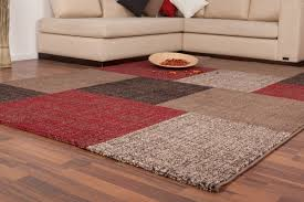 Tapis Beige Salon by Lalee Mdo 105 Tapis Tissage Rouge 80 X 150 Cm Amazon Fr