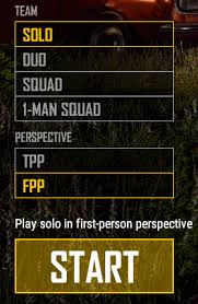 pubg 1 man squad game modes playerunknown s battlegrounds wiki