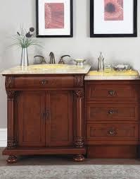 silkroad exclusive hyp 0723 yol 53 bathroom vanity free standing