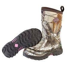 s muck boots size 11 womens camo boots ebay