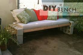 Building Outdoor Furniture What Wood To Use by 22 Creative Ideas To Use Concrete Blocks Beesdiy Com