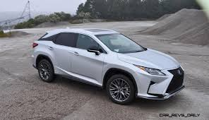 lexus rx 450h mpg 2016 hd road test review 2016 lexus rx450h f sport awd a plush rush