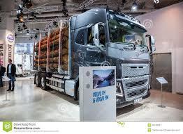 volvo trucks germany volvo fh16 logging truck editorial stock photo image 45109023