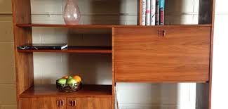 Mid Century Room Divider Wall Unit Archives Urban Dwellers Urban Dwellers