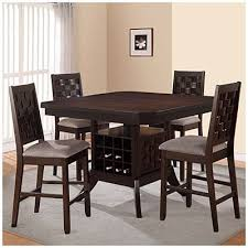 pub table with wine rack 5 piece pub set with wine rack at big lots wings pinterest