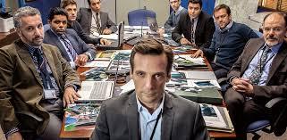 tv le bureau des légendes thriller
