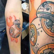 19 best bb8 tattoo images on pinterest bb comic con and ice