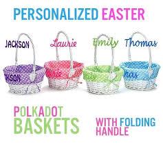 personalized basket monogrammed easter baskets monogrammed basket monogram