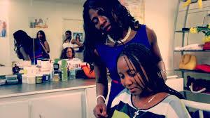 akwaba hair braiding alexandria virginia youtube