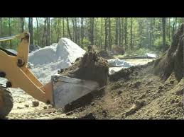 Landscapers Supply Greenville Sc by Bedrock Landscape Supply Yard Youtube