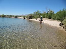 Colorado beaches images Combing the beaches of the colorado river beach treasures and jpg
