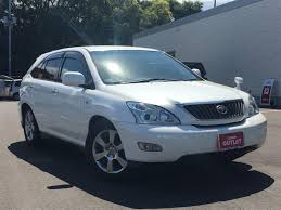 toyota harrier lexus nx 2007 toyota harrier 240g l package used car for sale at gulliver