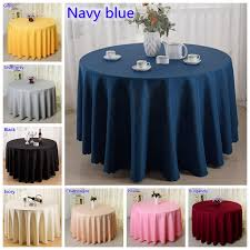 banquet table linens wholesale coffee colour wedding table cover table cloth polyester table linen