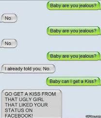 Jealous Girlfriend Meme - text message jealous girlfriend viral viral videos
