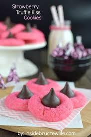 strawberry truffle kiss cookies title 1 jpg