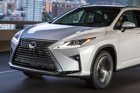lexus suv pics top 10 best selling luxury suvs in 2016 ny daily