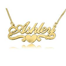 Real Gold Necklace With Name Shining Light Experience Kabbalah Jewelry Jewish Jewelry