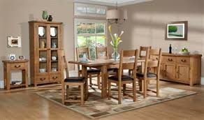 Pine Painted And Oak Dining Room Furniture Branches Of Bristol - Oak dining room set