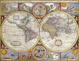 World Map Antique by Antique Maps Of The Worldmap Of The Worldjohn Speedc 1646