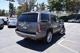used cadillac suv for sale used cadillac suv for sale in california valencia auto center