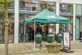 big green egg fan een van onze vele big green egg demo s big green egg fan