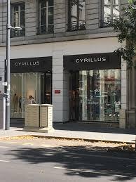 cyrillus siege social cyrillus lyon adresse horaires avis