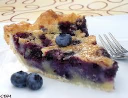 la cuisine d amandine dans la cuisine de blanc manger tarte amandine aux bleuets