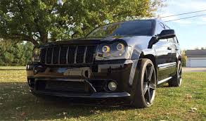 srt8 jeep headlights of the day 2007 jeep grand srt8 best suv site