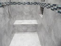 Pictures Of Tiled Showers by Tile And Stone Showers Alone Eagle Remodeling