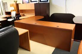 Used L Shaped Desk Cheapest Cherry Office Desk Orlando Buy Used Hon Office Desks Florida
