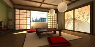 Japanese Living Room Home Design Ideas - Traditional japanese bedroom design