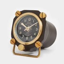 altimeter table clock shop cool material