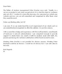 what to put on a cover letter what do i put in a cover letter 17