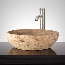 stone vessel sink amazon stone vessel sink swineflumaps com
